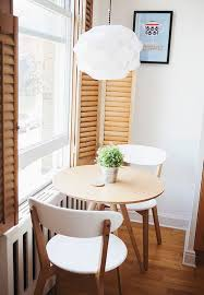 Ikea Kitchen Table And Chairs by Best 25 Ikea Small Spaces Ideas On Pinterest Ikea Small