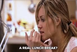 Lunch Break GIFs