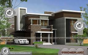 104 Contemporary House Design Plans Modern With Floor Plan With Low Cost Roofs