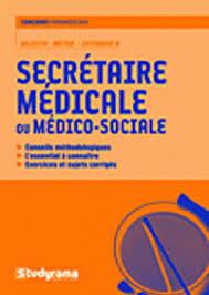 fiche metier secretaire medicale secrétaire médicale ou médico sociale berengère masson laurence