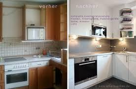 wir renovieren ihre küche küchenrenovierung vorher