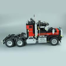 Lepin 21015 1743pcs Creative Series The American Black Cat Truck Set ...