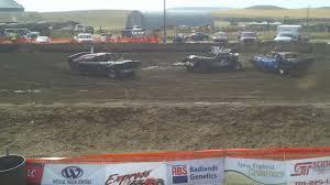 100 Westlie Truck Center 2011 Mandan ND Demolition DerbyHerby Derby 80s V6 Pt 3