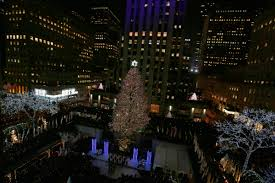 Rockefeller Plaza Christmas Tree Location by The Rockefeller Center Christmas Tree Lighting Had Humble