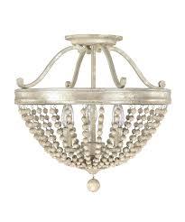 wall mounted chandelier lighting capital inch wide semi flush