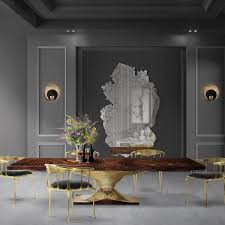 Top 5 Luxury Dining Tables By Boca Do Lobo