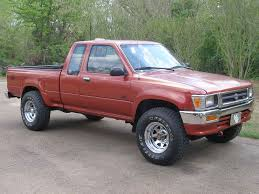 Toyota Pickup. Price, Modifications, Pictures. MoiBibiki Used 1993 Toyota Truck 4x4 For Sale Northwest Motsport File93t100sideviewjpg Wikimedia Commons Car 22r Nicaragua Toyota 22r 1994 Pickup Building A Religion Custom Trucks T100 Wikipedia Information And Photos Zombiedrive Wikiwand Hilux 24d Single Cab Amazing Cdition One Owner From These Are The 15 Greatest Toyotas Ever Built