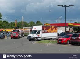 Pilot Travel Centers Truck Stop, Milford, CT Stock Photo: 72971739 ...