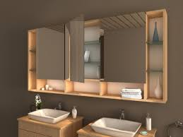 spiegelschrank mit ablage sonora