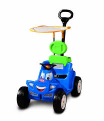 Amazon.com: Little Tikes Deluxe 2-in-1 Cozy Roadster: Toys & Games