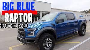 100 Ford Raptor Truck 2018 FORD RAPTOR In Blue Im Liking It YouTube