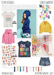 Kids Trends F W 2016 17