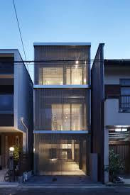 100 Japanese Small House Design In Minamitanabe Narrow House Designs