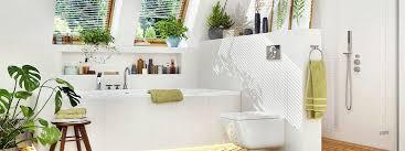 wie putzt das bad richtig