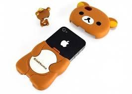 Rilakkuma iPhone 5 Case 3D Style Kawaii Case