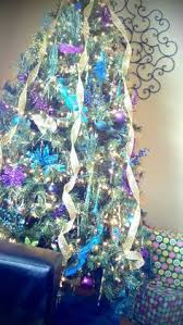 Ceramic Christmas Tree Bulbs Hobby Lobby by Blue And Silver Christmas Decor From Hobby Lobby Holiday