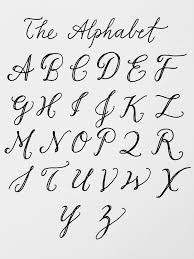 and my biggest muse the alphabet there are an infinite number of
