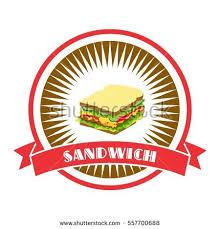 Sandwich Restaurant Retro Theme