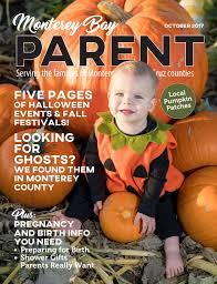 Piedmont Service Center Pumpkin Patch by October 2017 Monterey Bay Parent By Monterey Bay Parent Magazine