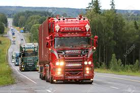 IKAALINEN, FINLAND - AUGUST 11, 2016: Red Scania R450 Year 2016 ... Flatout Trucking Wentworth Nova Scotia Get Quotes For Transport Choice Inc Power Only Pdx Freight Logistics Llc Peterbilts New Super Truck Gets 10 Mpgdouble The National Big May Trucking Company Brigshots Part 3 White Volvo Fh And Cable Drums On Trailer Editorial Stock Nikola One Turns To Hydrogen For Zero Emission Driving In Us Gallery Atg Jamborees Beauty Contest Names Winners Auto And Museum Obtains Only Known Parade O Waymos Selfdriving Trucks Will Start Delivering Freight In Atlanta