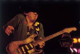 Artist Stevie Ray Vaughan