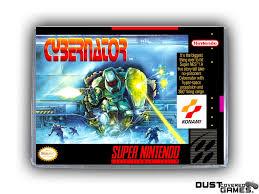 Cybernator SNES Super Nintendo Game Case Box Cover Brand New Pro ...