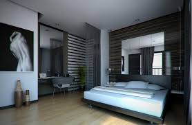 Bachelor Bedroom Ideas In Trendy Gray Color Colors For Men