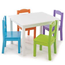 Crayola Wooden Table And Chair Set Uk by Desks Tables U0026 Chairs Toys