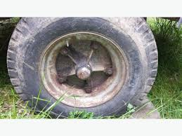 WANTED Mobile home axles or axle parts Outside Victoria Victoria