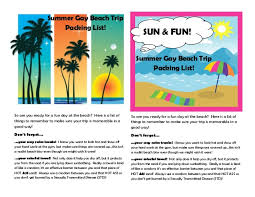 WeAreMembersOfThisCommunityorg 3 SUN FUN Summer Gay Beach Trip Packing List
