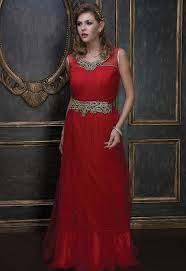 buy evening gowns online california readymade red evening party
