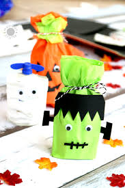 Healthy Halloween Candy Alternatives by Easy Halloween Bark Frankenstein Fun Momdot