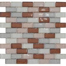 glass subway tile palace wall stickers glass mosaic zz008