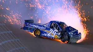 NASCAR Driver Austin Theriault OK After Scary Crash | NASCAR ... Kyle Busch Starts Las Vegas Weekend With 50th Truck Series Win Wins His Nascar Camping World Race At Michel Disdier Viva Westgate Resorts Named Title Sponsor Of September Ben Rhodes Claims First Win In Thrilling At Ncwts Erik Jones Scores Jackpot Motor Speedway Norc 2015 Iracing 175k 1997 Craftsmen Programs 117 Carquest Wins Hometown Race The