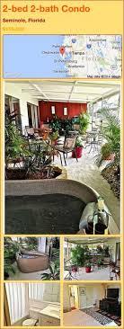 2 bed 2 bath Condo Apartment in St Pete Beach Florida ■$199 000