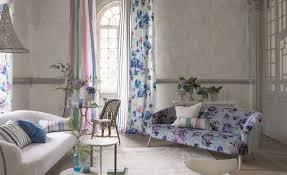 canapé shabby chic design interieur deco meubles shabby chic murs effet chaux canapé