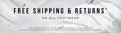 Free Shipping Returns On All Footwear