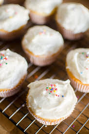 The Easiest Homemade Cupcakes In World With Simple Vanilla Frosting