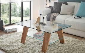 moderne glastische für ihr wohnzimmer günstig kaufen der