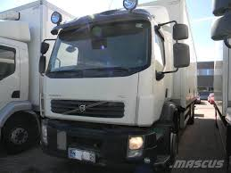 100 Used Box Trucks Volvo FL280 Box Trucks Year 2009 Price 22692 For Sale