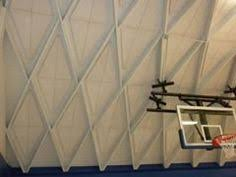 Tectum V Line Ceiling Panels by Tectum Direct Attached Ceiling Panels Are Perfect For Any Space