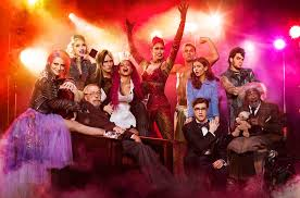 Halloween 2 Remake Cast by The Rocky Horror Picture Show U0027 See Side By Side Pics Of Original