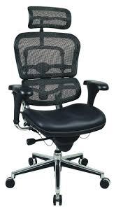 Office Star Chairs Amazon by Amazon Com Ergohuman Lem4erg High Back Mesh Executive Chair