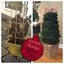Potted Christmas Tree by Two It Yourself 2 Diy Small Potted Christmas Trees From Patio