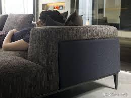 della robbia taylor sectional sofa jensen lewis new york furniture