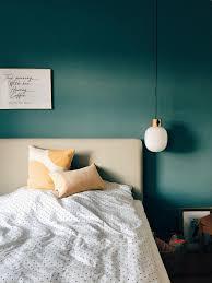 blick ins grüne wandfarbe wallcolor grün schla