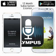 Olympus ODDS Dictation App 12 Month Subscription
