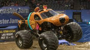 100 Monster Truck Show Jam Scooby Doo Truck Roars In Des Moines