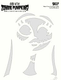 Jack Skellington Pumpkin Stencil by 35 Pumpkin Carving Patterns Designs Patterns Designs Design