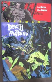 Batman Death And The Maidens TP Written By Greg Rucka Art Cover Klaus Janson Amazon Books
